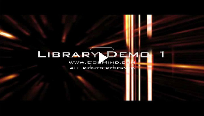 Library Demovideo 1