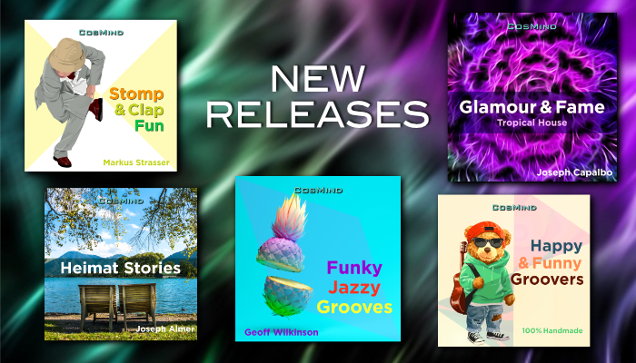 New Releases 7-2020