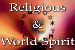 Religious & World Spirit
