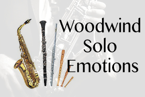 Woodwind Solo Emotions